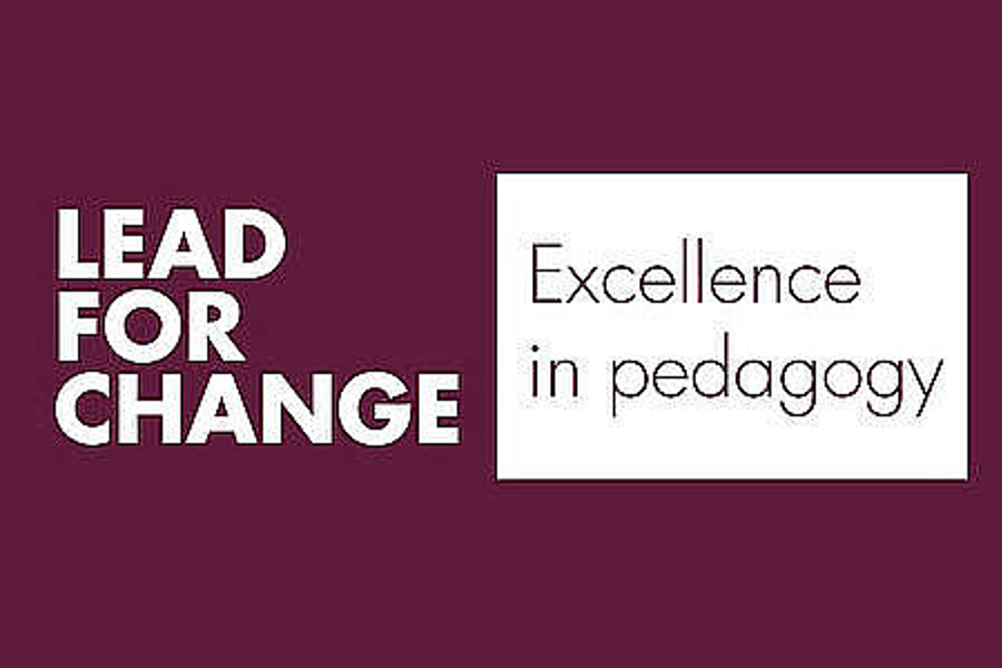 Excellence in pedagogy
