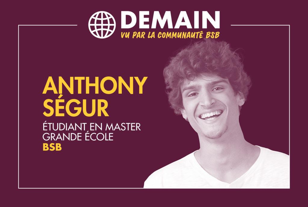 Anthony Ségur - Demain