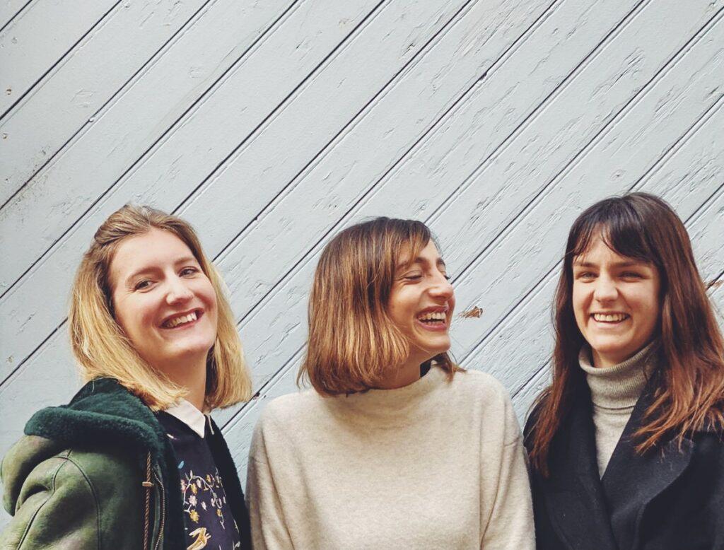Joséphine Bollet, Emmanuelle Lucet et Elsa Tanoukhi